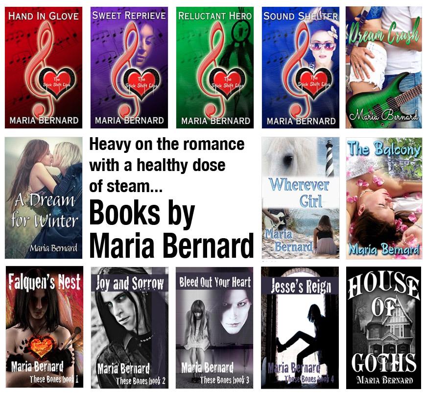 books-by-maria-bernard