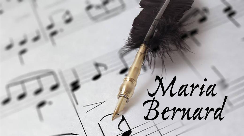 Maria Bernard Writer