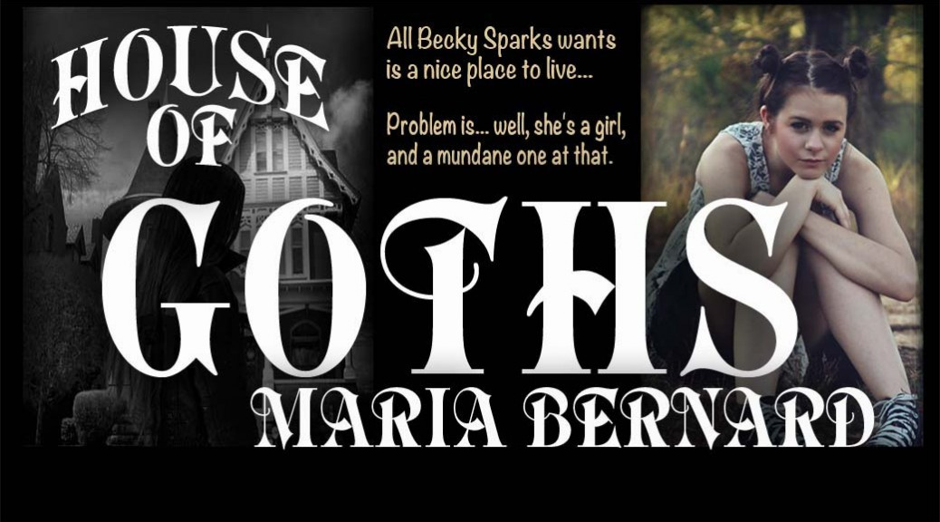 House of Goths - Maria Bernard