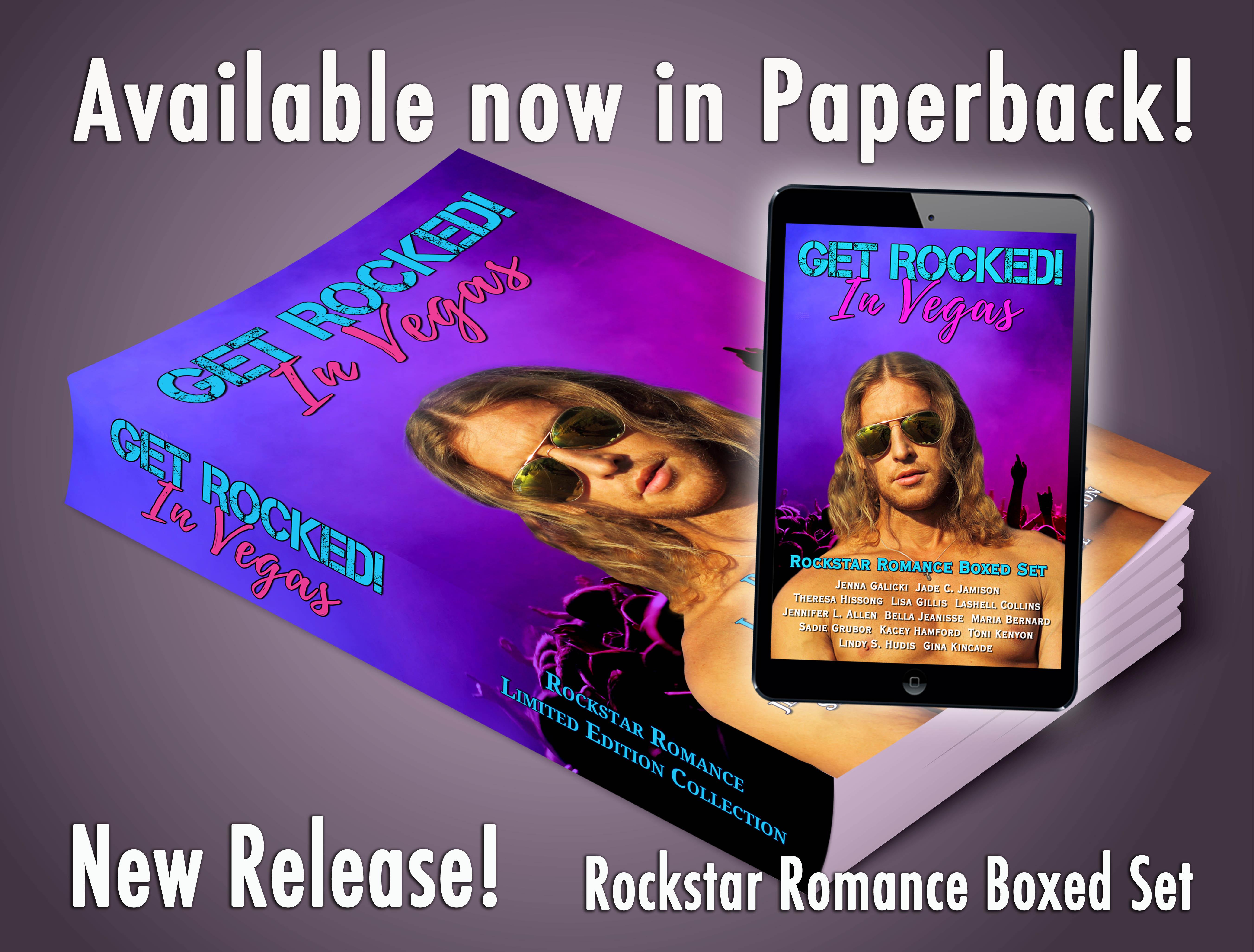 Get Rocked In Vegas Paperback