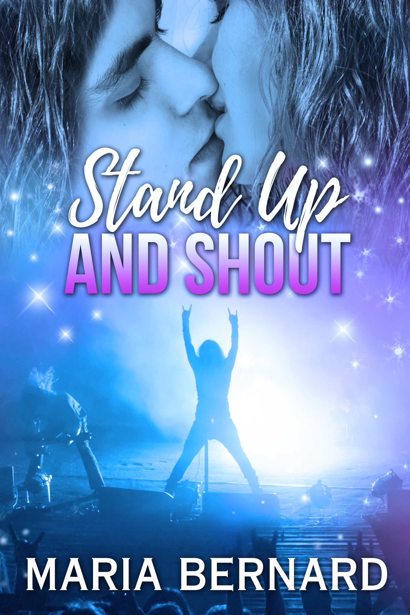 Stand Up And Shout Cover by Maria Bernard
