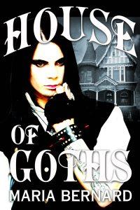 Book Cover House of Goths Maria Bernard