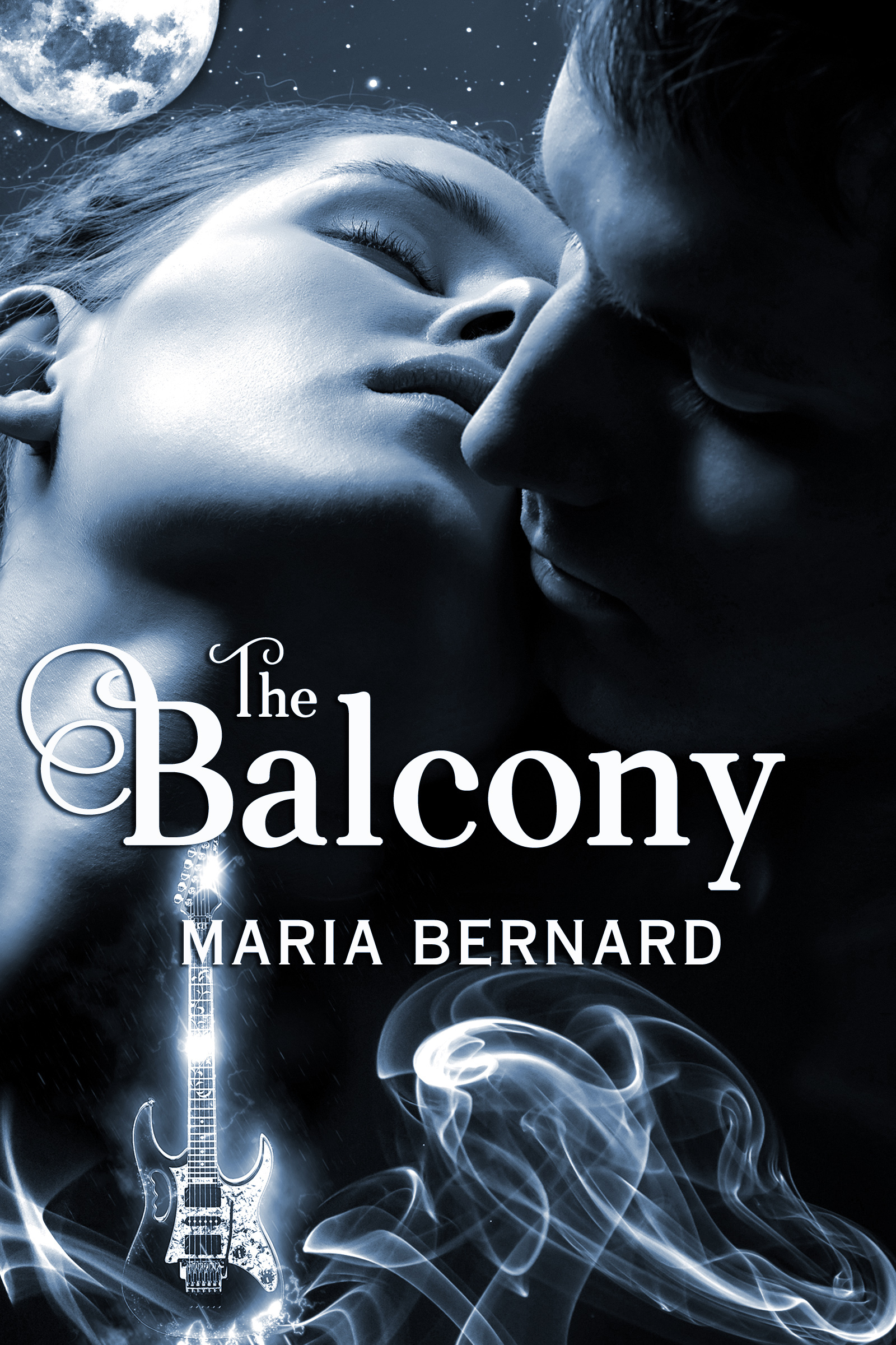 Book Cover, The Balcony, Rockstar Romance, Paranormal Romance