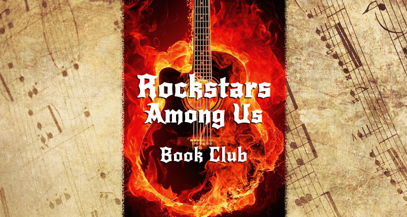 Rockstars Among Us Book Club