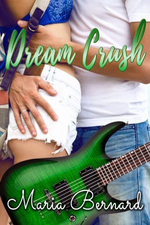 Book Cover by Chloe Belle Arts for Dream Crush by Maria Bernard