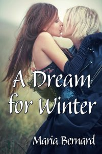 Book Cover by Chloe Belle Arts for A Dream for Winter by Maria Bernard